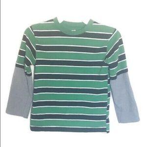 Boys long sleeved shirt